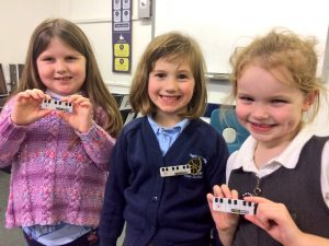 Primo Piano students work towards assessment badges and ABRSM piano examinations