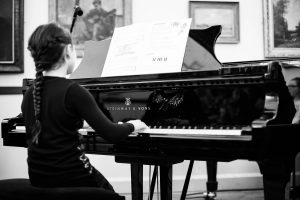 Clea students and Primo Piano
